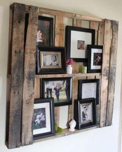 Fotolijstjes DIY bij Winkel van Rie