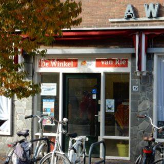 Winkel van Rie Nootdorp - Contact