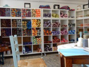 Wol van Pera & Pasha bij Winkel van Rie Nootdorp