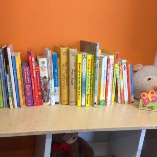 Kinderzwerfboeken bij Winkel van Rie Nootdorp