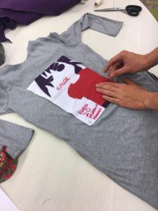 Fedde maakt T-shirt