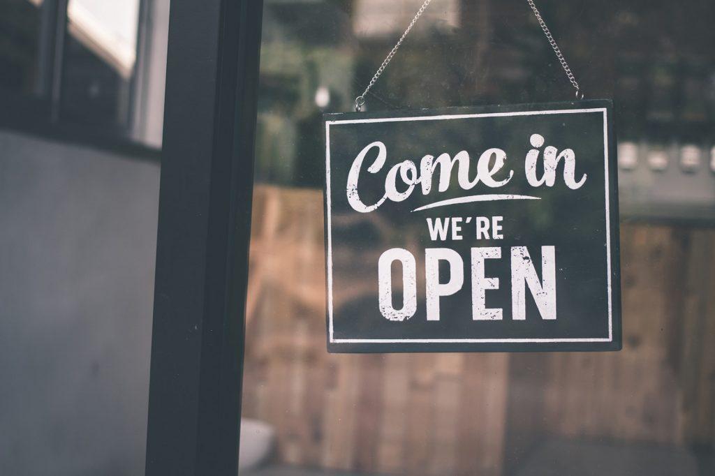 Winkel van Rie weer open voor bezoekers zonder afspraak